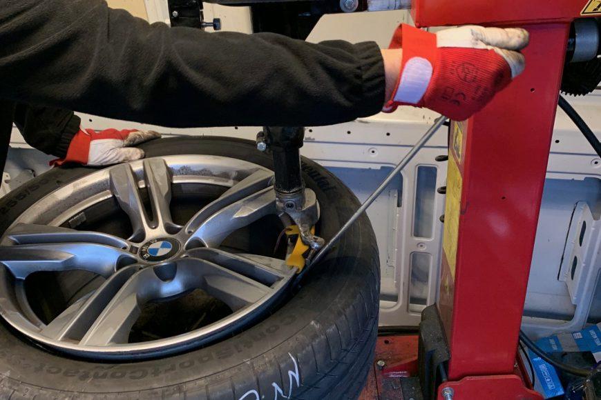 Az 5 leggyakoribb gumiabroncs probléma- defektjavítás